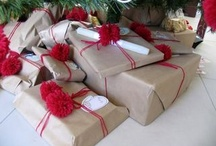 Gift Wrapping Ideas! / by Penelope Hicks
