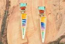 Native American Jewelry / by Clare Wykert and A.Squiggle Crafting