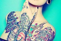 Inked beauties