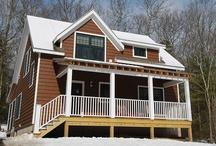 2011 Houses / #CatskillsRealEstate #SaugertiesRealEstate #CatskillRealEstate #construction #architecture #SullivanCountyArchitecture #UlsterCountyArchitecture #DutchessCountyArchitecture