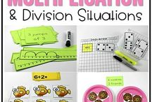 Multipciacation and division