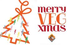 MerryVegXmas / Ricette per una Natale Buono. E Vegan.