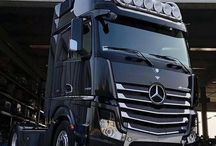 ░ Mercedes Benz Actros Trucks ░