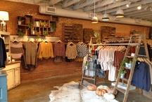 cute shops / boutiques