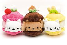 Awesome and cute plushies