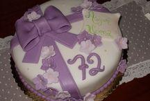 le mie torte decorate / le mie creazioni
