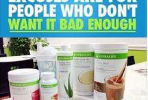 Change your life! Choose Herbalife