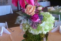 flowers&butterflyparty / fairies and butterflies party Event Planner and floral arrangements done by: www.DebbieKennedy events.com