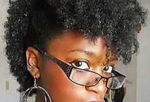 Natural Hair / by Mashika LeGrand Asare