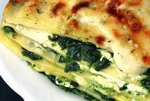 Lasana. vegetariana
