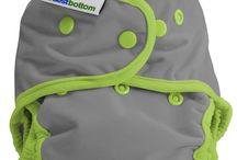 Diapering / Our one-size cloth diapers will meet both your needs and your budget.