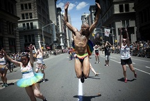 """Gay Pride Week"" in NY"