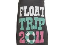 Relatives on the River / Float Trip Ideas