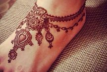 Henna disign