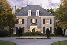 House- exterior color scheme