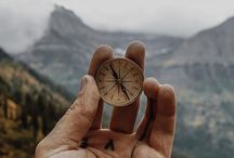 Yosemite Mood Board