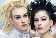 Hair & Make Up Haute Couture SS 2104 / Las tendencias de maquillaje que proponen los diseñadores en sus desfiles de alta costura