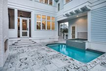 Transitional Swimming Pool Design