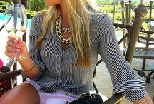 summer style / by Hailey Grace / herlongwayhome