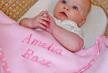 Baby Blankets & Shawls