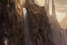 Akhan / Akhan Landscapes Inspiration