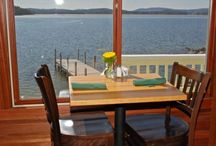 Dining in the Lakes Region of NH