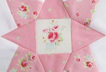 pretty by Hand flower quilt