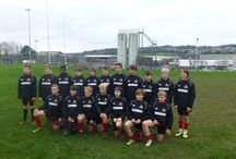 BWF - Sponsor Redruth Rugby Club Under 13's / BWF are proud to support a local community team, with the help also of our supplier Rationel Windows Ltd.  Redruth Rugby Club Juniors Under 13 Squad, now have their new outdoor training tops, to keep them warm whilst training.