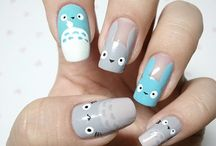 Nail art ♡ / A board filled with cute nail art ideas
