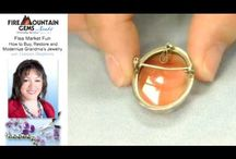 Jewelry videos and tutorials / Making jewelry / by Pamela Bogue