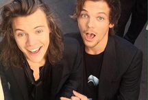 Larry Stylinson / Is it a manip? Is it real? We don't know cuz this fandom is bloody amazing with Photoshop