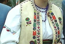 HUNGARIAN TRADITIONAL FOLK COSTUMES