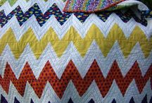 Pyramid Quilt Pattern and Variations / Simple 60° Triangles (equilateral triangles) can be used to make stunning quilts. One of the most common is called Pyramids or Thousand Pyramids. Other common names are Triangular Triangle, Streak of Lightning, Zig Zag, Land of Pharaoh, Lightning, Wild Geese and Rail Fence. (Beyer 409-7, 409-8, 409-10, and 428-12.)  All of these designs can be sewn with Inklingo. Print, cut and sew!  http://lindafranz.com/shop/60shapes/32/product/triangle-template-quilt/130