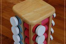 Montessori - Smell & Shake Discovery Bottles