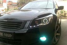 Honda projector headlights / performance zone sells Honda projector headlights at very reasonable price.