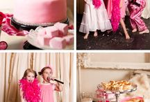 Party Decor, Ideas and Fabulousness