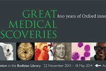 Great Medical Discoveries / For more than 800 years, scientists, philosophers, and physicians have made Oxford an outstanding scientific centre, and established much of the  scientific attitude and spirit which we now take for granted.  This exhibition tells of their curiosity, innovation, and tenacity which have contributed to our understanding of human biology in both health and disease. 22 November 2013 - 18 May 2014 http://bit.ly/1jqee8s