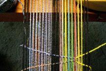 Weawing & felting
