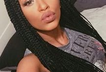 fashion and sexy beautiful hair