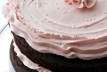 chocolate cakes etc