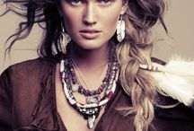 Southwest Style / Where Boho Chic meets the Wild West.