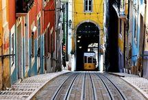 リスボン&コインブラ