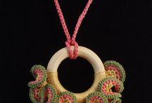 crochet jewellry inspiration