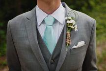 My Wedding - Groom Attire / by Erika Kimmich