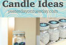 Mom's Dinner Ideas / Easy seasonal crafts, activities and dinner ideas for monthly mom's dinner