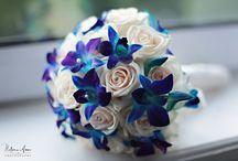 Bridal bouquet / svatební kytice
