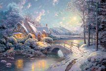 Winter Wonderland / Christmas and Winter