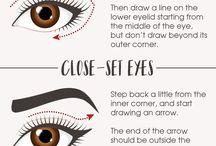 eye's makeup