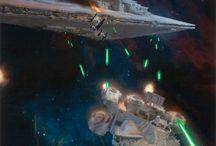 Star Wars / by John Nugent
