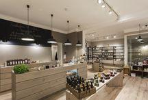 Retail shop lighting design